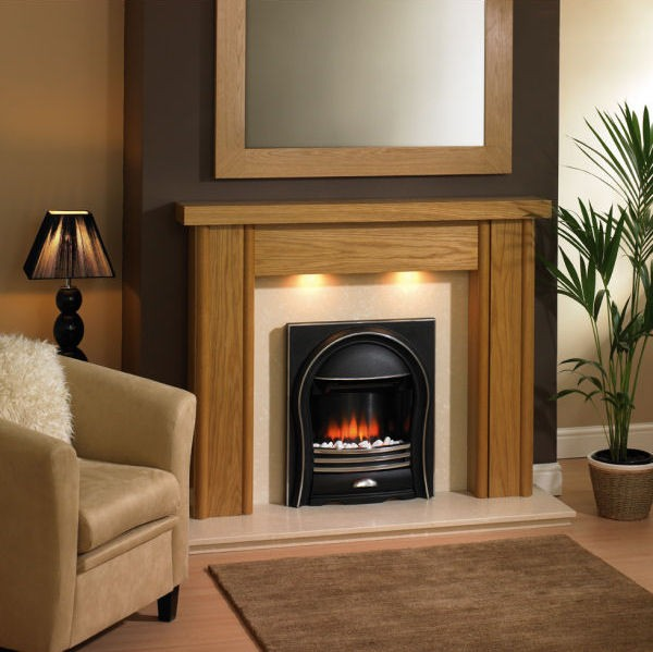 Beau Wood Fireplaces