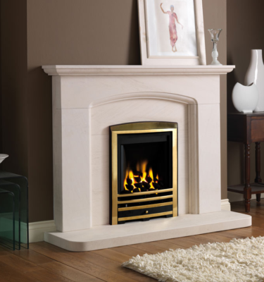 Limestone Fireplaces - Inspirational Fires and Fireplaces
