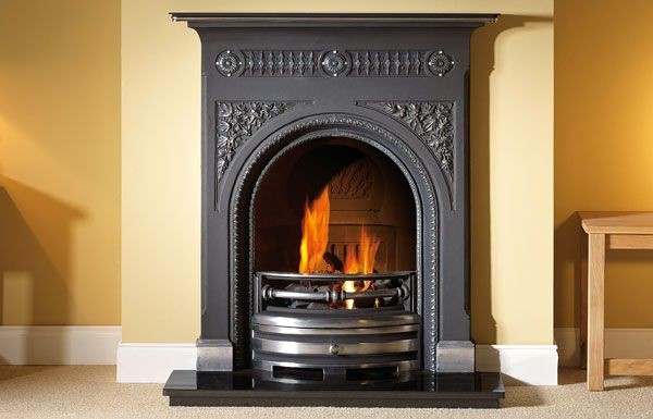 Fairburn 36 Highlight Cast Iron Fireplaces
