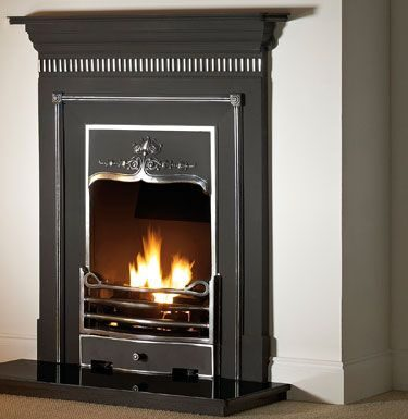 Harewood 36 Highlight Cast Iron Fireplaces