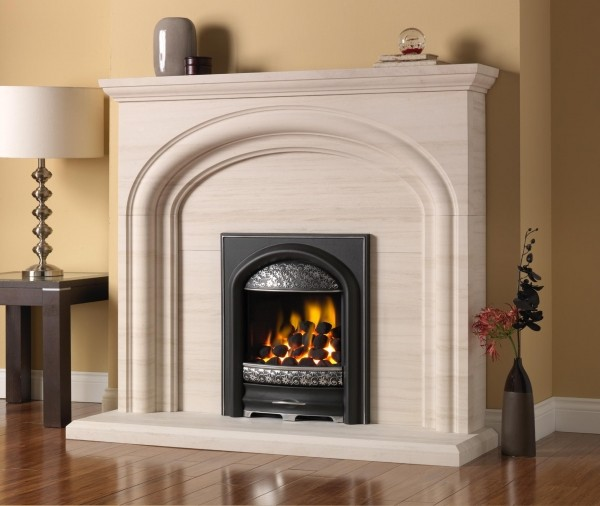 Kingsford Limestone Fireplaces