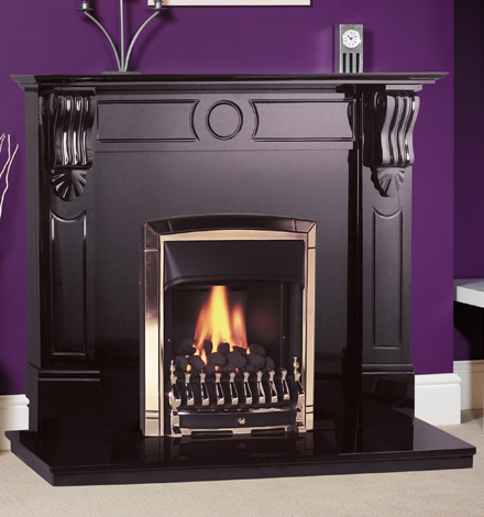 Taurus Marble and Granite Fireplaces