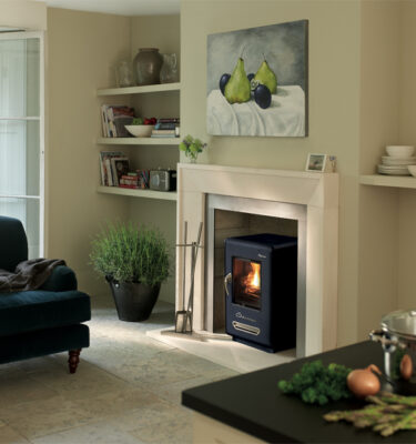 Alpine 6KW Wood Burning Stoves