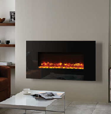 Gazco Radiance 100W Glass Electric Wall Hung Fires
