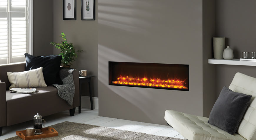 Gazco Radiance 105r Inset Inspirational Fires And Fireplaces