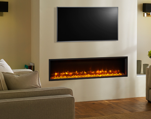 Gazco Radiance 135r Inset Inspirational Fires And Fireplaces