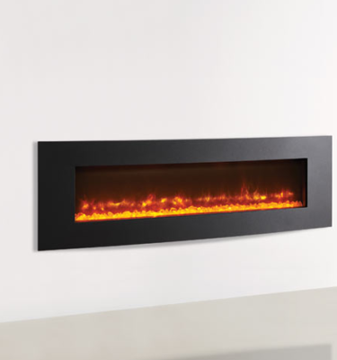 Gazco Radiance 135R inset Verve xs Electric Hole in the Wall Fires