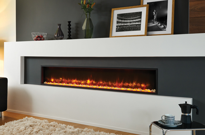Gazco Radiance 195R Inset - Inspirational Fires and Fireplaces