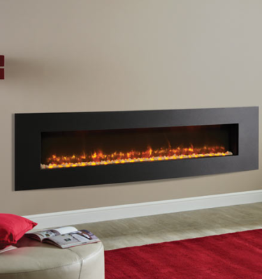 Gazco Radiance 195R inset Verve xs Electric Hole in the Wall Fires