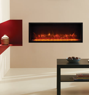 Gazco Radiance 85R Inset Electric Hole in the Wall Fires
