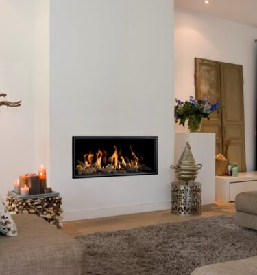 Horizon Bell S. 3 Balanced Flue Fire