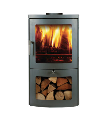 Milan 4KW Wood Burning Stoves
