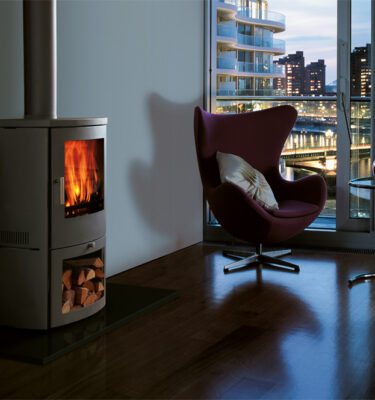 Milan 6KW Wood Burning Stoves