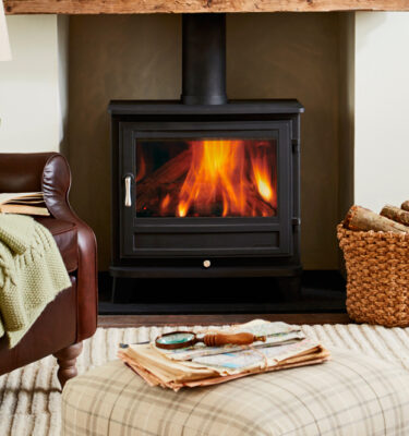 Salisbury 12KW Shipton 6KW Wood Burning Stoves