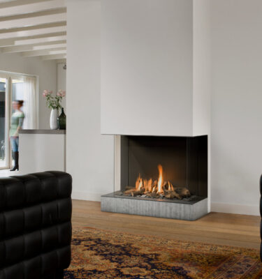 View Bell Derby 3 Balanced Flue Fires
